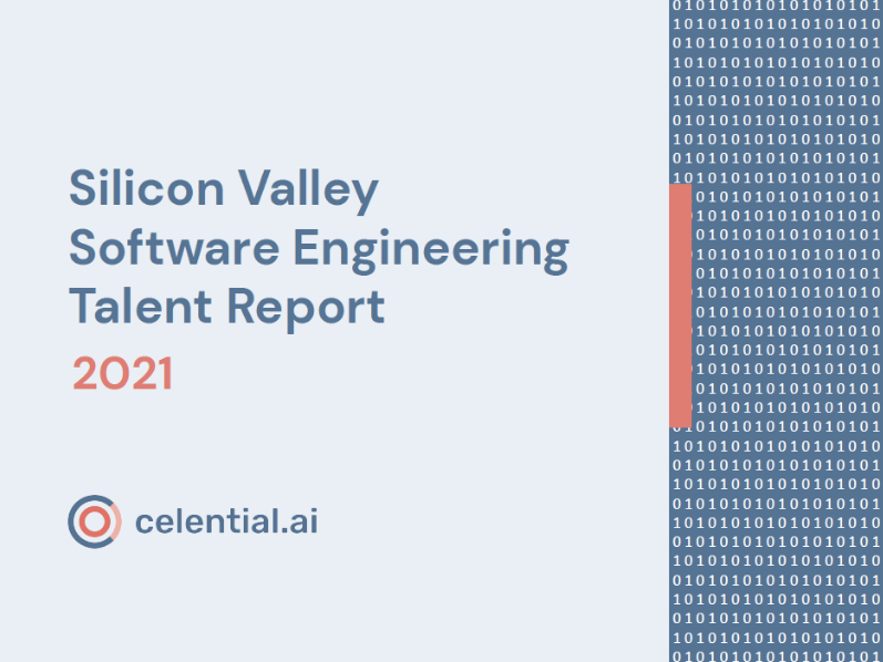 2021 Silicon Valley Software Engineering Talent Report